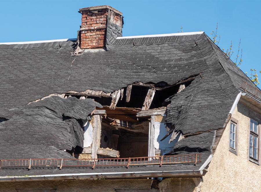 How Do I Detect Hail Roof Damage