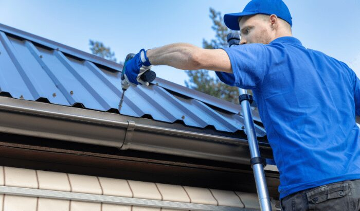 What Maintenance Does a Metal Roof Need
