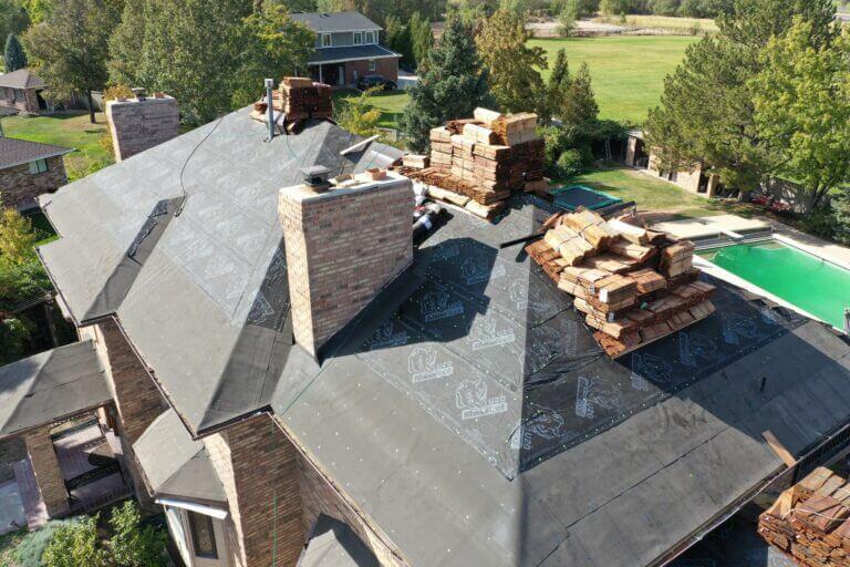 Cedar Shake Roofing Contractor in Salt Lake City Utah