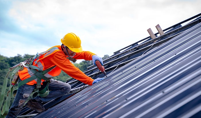 What Does Roof Maintenance Include?