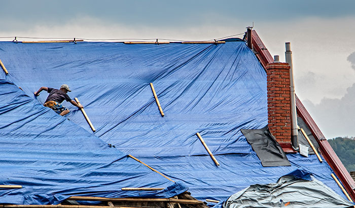 Is Roof Repair Covered by Homeowner's Insurance?