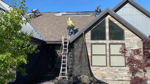Salt Lake City Utah Roofing Company