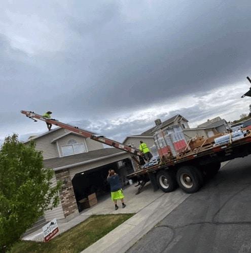 We Do Roofing in Salt Lake City Utah Company