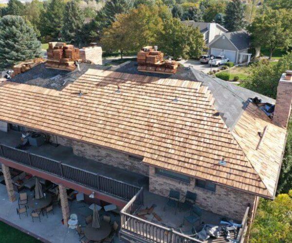 Cedar Shake Roofing Services in Salt Lake City Utah